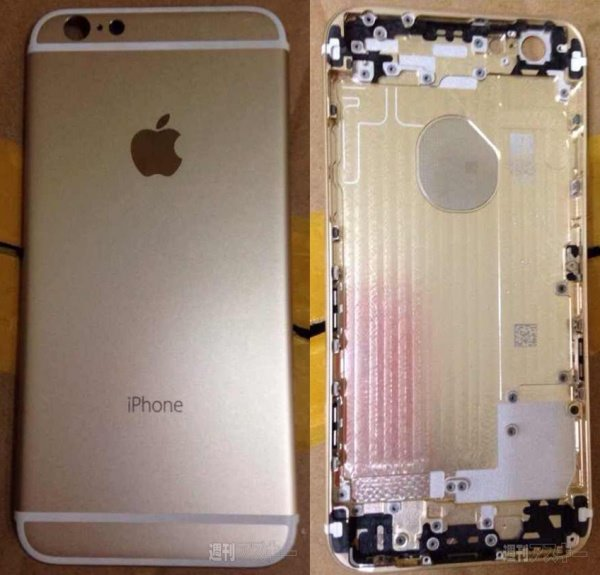 """苹果iPhone6各种""""露"""""""