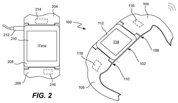 苹果智能手表或命名为iTime