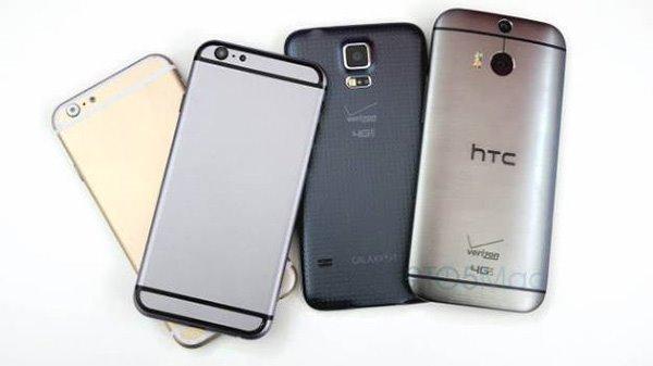 苹果iPhone6给三星惹的麻烦
