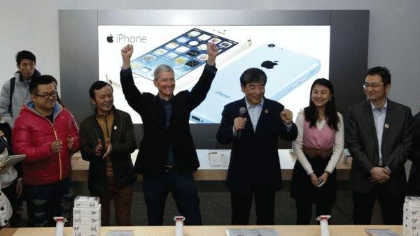 为啥iPhone在中国这么火?