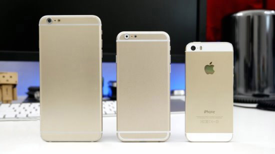 5.5英寸iPhone6/iPad Air 2等量产推迟