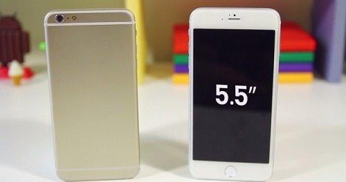 iPhone6换大屏,国产厂商们慌了