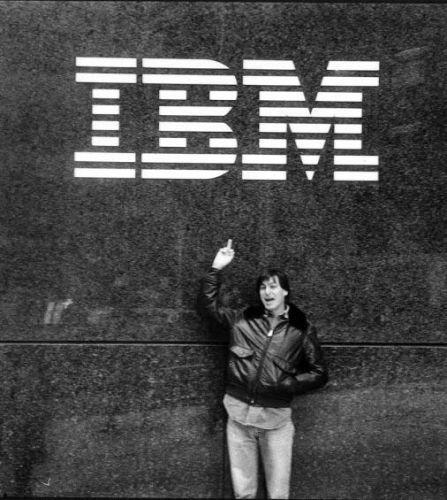 苹果IBM合作:战略价值凸显微软谷歌有压力