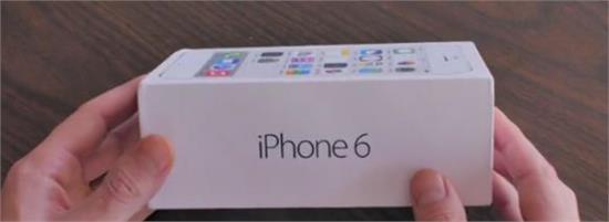 国产苹果6开箱视频:其实做得挺逼真的
