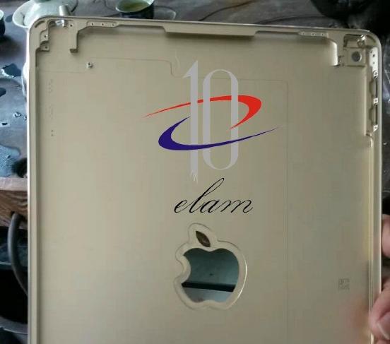 iPad Air 2后盖谍照曝光 设计仅小幅改变