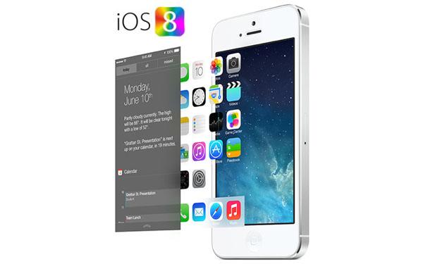 iOS8小工具功能使用方法
