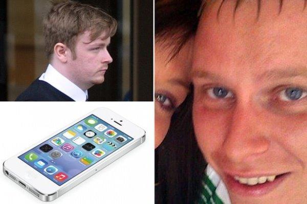 """父亲利用""""查找iPhone""""功能杀死窃贼"""