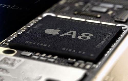 苹果iPhone6 A8处理器让三星雪上加霜