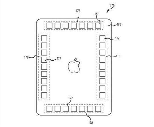 苹果新专利曝光 iPad背部也支持操作