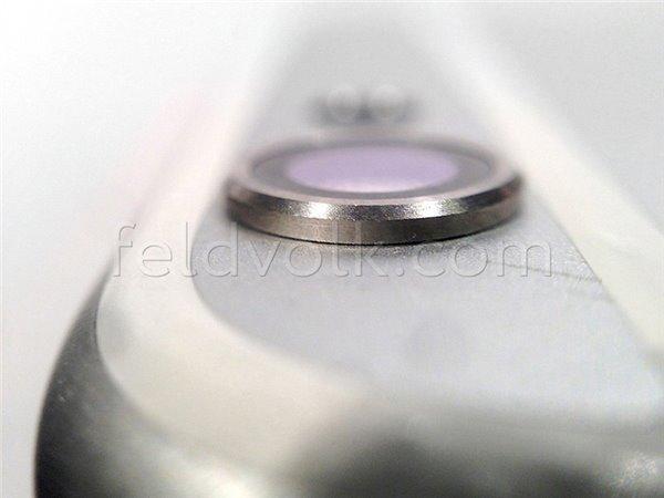 苹果iPhone6最新谍照:音量键、LOGO等