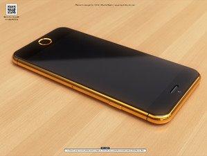 """""""苹果iPhone6""""奢华来袭"""