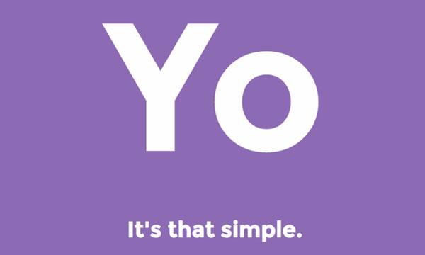 那个单调到奇葩的应用Yo,它升级新功能了