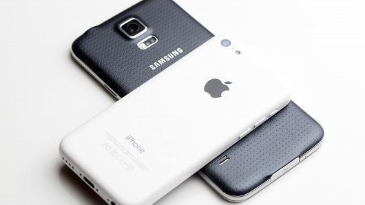 iPhone6能改变苹果市场份额下滑吗