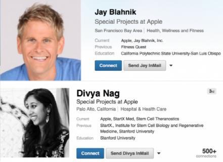 医学专家确认参与苹果iWatch特殊项目研发