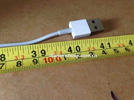 iPhone6数据线首测试:充电太强大,正反都能用