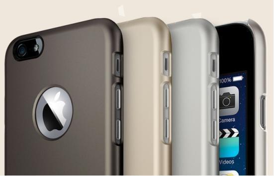 配件商曝光iPhone 6渲染图 预计下月亮相