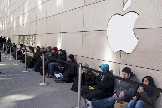 苹果iPhone6将引换机潮,你也在等吗?
