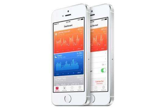 苹果HealthKit平台可让医院追踪你的健康状况