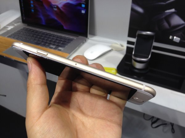 苹果iPhone6机模上手,啥感觉?