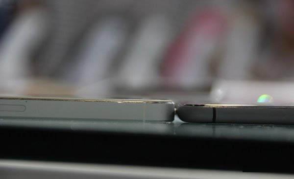 对比iPhone5,苹果iPhone6到底会多大多薄