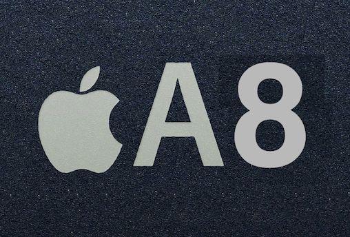 iPhone 6的A8处理器信息:更快更省电