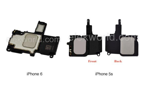 越来越近:苹果iPhone6再曝关键部件