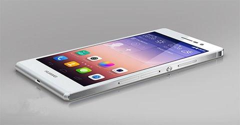 直面 iPhone6,华为蓝宝石屏P7九月首发