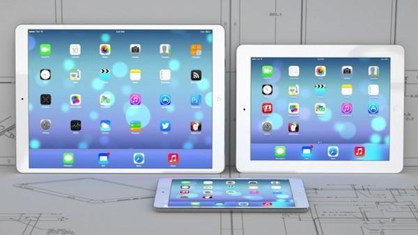 大屏iPad传闻又起 明年第一季度开始量产