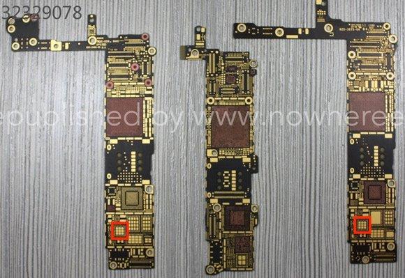 苹果iPhone6再曝光,支持NFC功能
