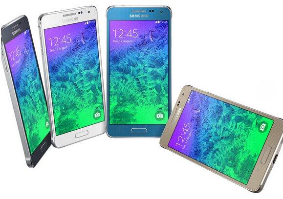 三星:金属框Galaxy Alpha不像iPhone