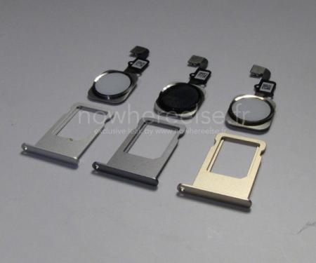 iPhone6 仍为三色,更大扬声器