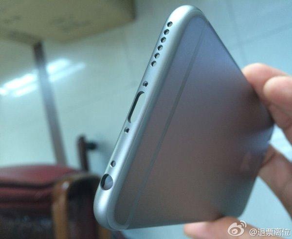 苹果iPhone6后壳再曝光,还是丑