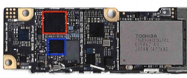iPhone6主板芯片曝光:基带来自高通