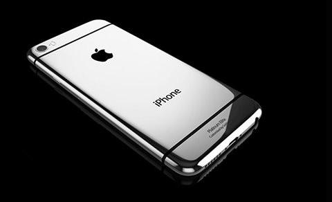 土豪福利:土豪金苹果iPhone6奢华版预订开启