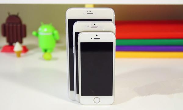 两版本iPhone 6均有128G版本 无缘蓝宝石