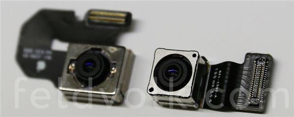 苹果iPhone6L后置摄像头曝光:支持光学防抖