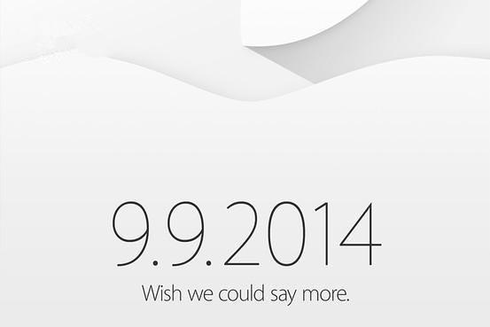 凌晨看iPhone6发布会,这些你必须知道