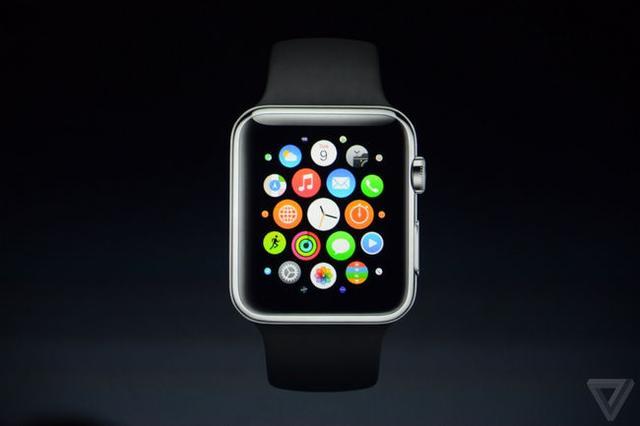 苹果发布iPhone6/6 Plus 智能手表同步亮相