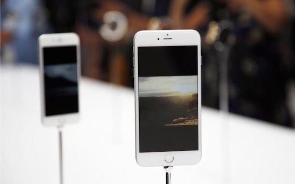 iPhone6都这样了,你不大屏还好意思出来混?