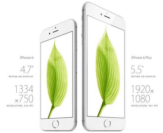 苹果这样做让你尽快适应iPhone 6的大屏幕