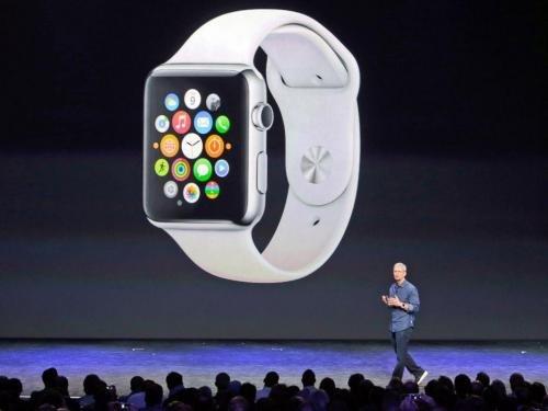 苹果发布Apple Watch,前景谁也说不好