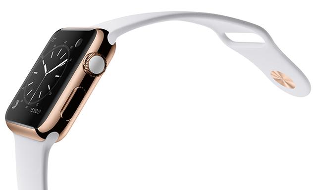 黄金版Apple Watch售价超7000元