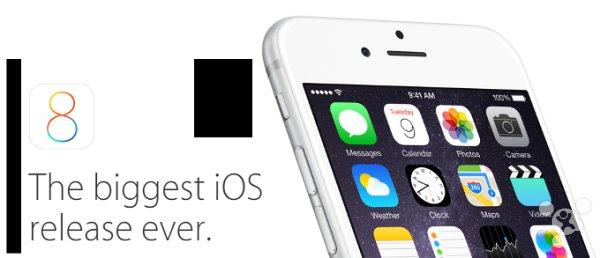 做好准备,iOS8正式版本即将到来