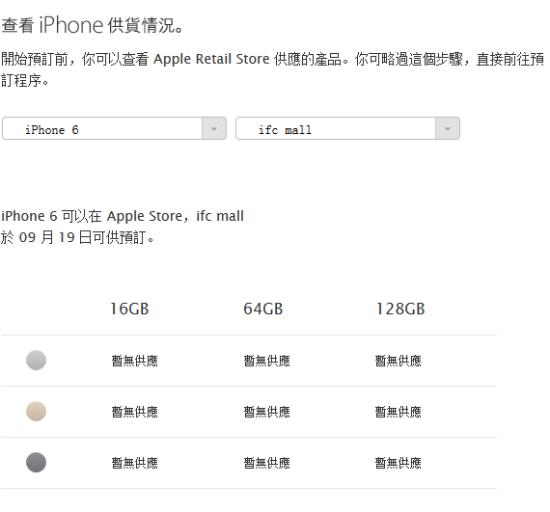 iPhone6香港自取开订:20分钟抢完