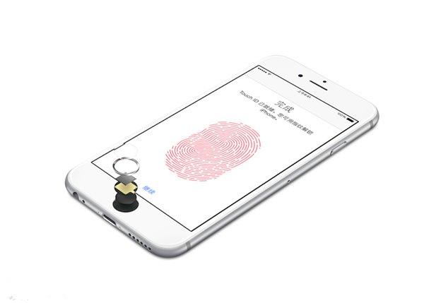 苹果iPhone6指纹识别又惨遭欺骗