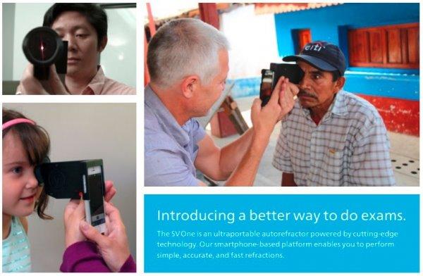 苹果iPhone新玩法:检查视力