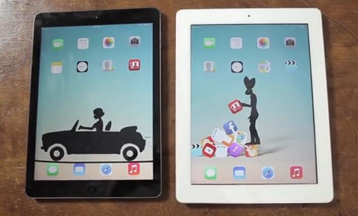 14部苹果产品接力,演出超有创意MV