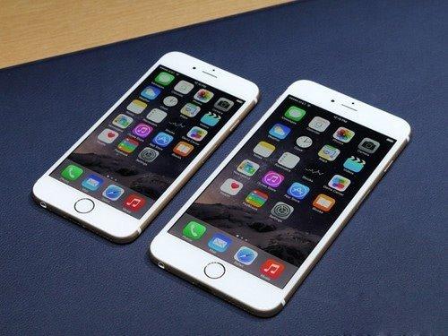 苹果iPhone6和6 Plus三天销量破千万
