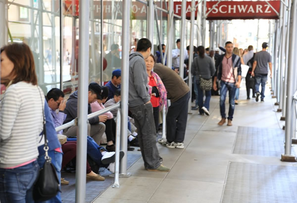 为什么华裔黄牛党横扫全球?