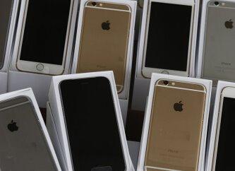 """1800部苹果iPhone6的""""闯关记"""""""